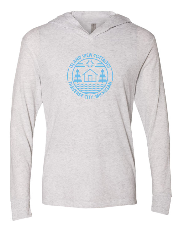 Island View Cottages Long Sleeve Unisex Pullover