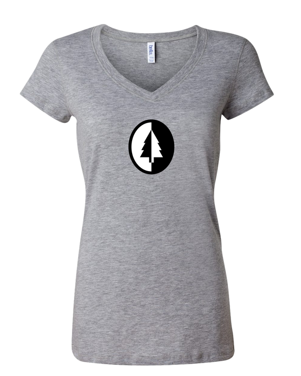 NMMBA MTB Women's V-Neck T-Shirt