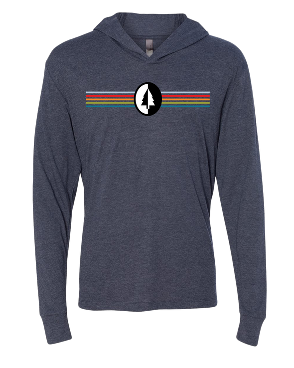 NMMBA MTB Stripes Long Sleeve Unisex Pullover