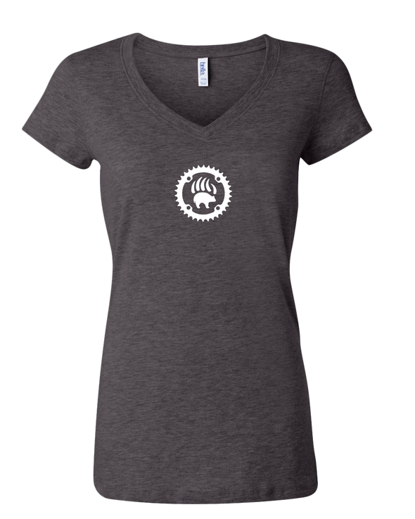 NMMBA Bear Claw Epic Women's V-Neck T-Shirt