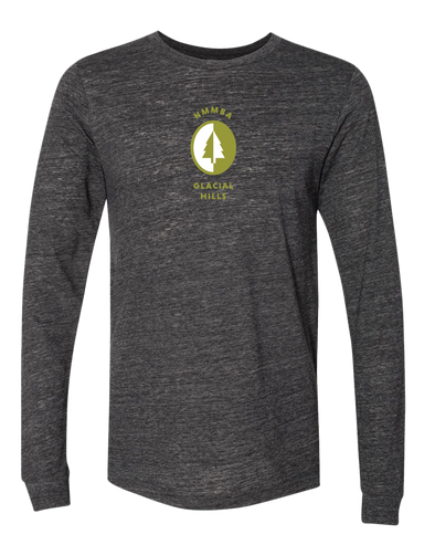 NMMBA Classic Glacial Hills Long Sleeve Unisex Tee