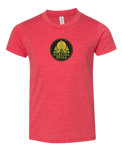 NMMBA Friends of Glacial Hills Youth Unisex T-Shirt