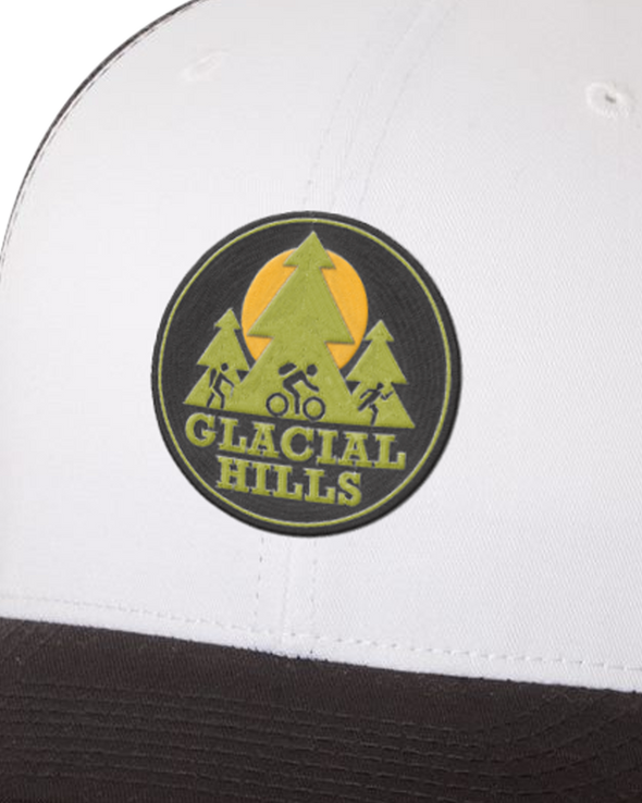 NMMBA Friends of Glacial Hills Retro Trucker Cap