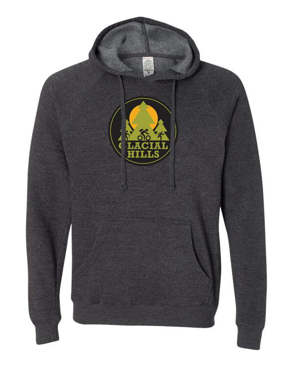 NMMBA Friends of Glacial Hills Midweight Unisex Hoodie