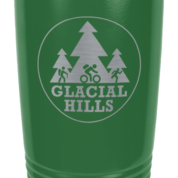 NMMBA Friends of Glacial Hills 20oz Ringneck Tumbler