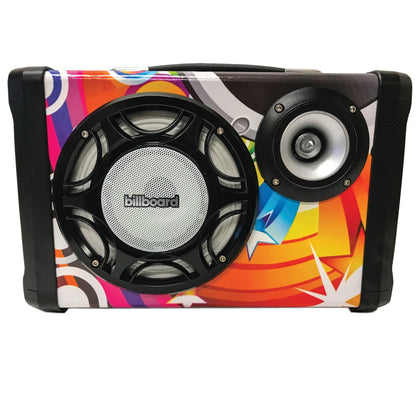 Billboard Graffiti Bluetooth Speaker