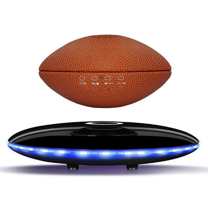 Smart Levitating Rugby Bluetooth Speaker