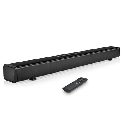 Futuristic Wireless 4.0 Soundbar