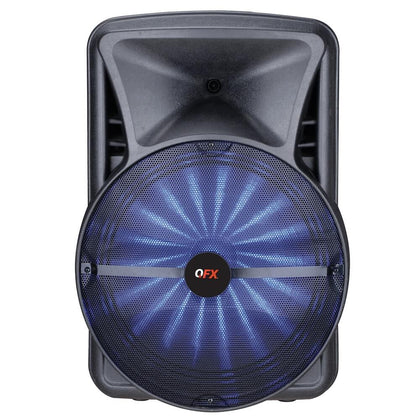 Smart Party Speaker with LED Lights