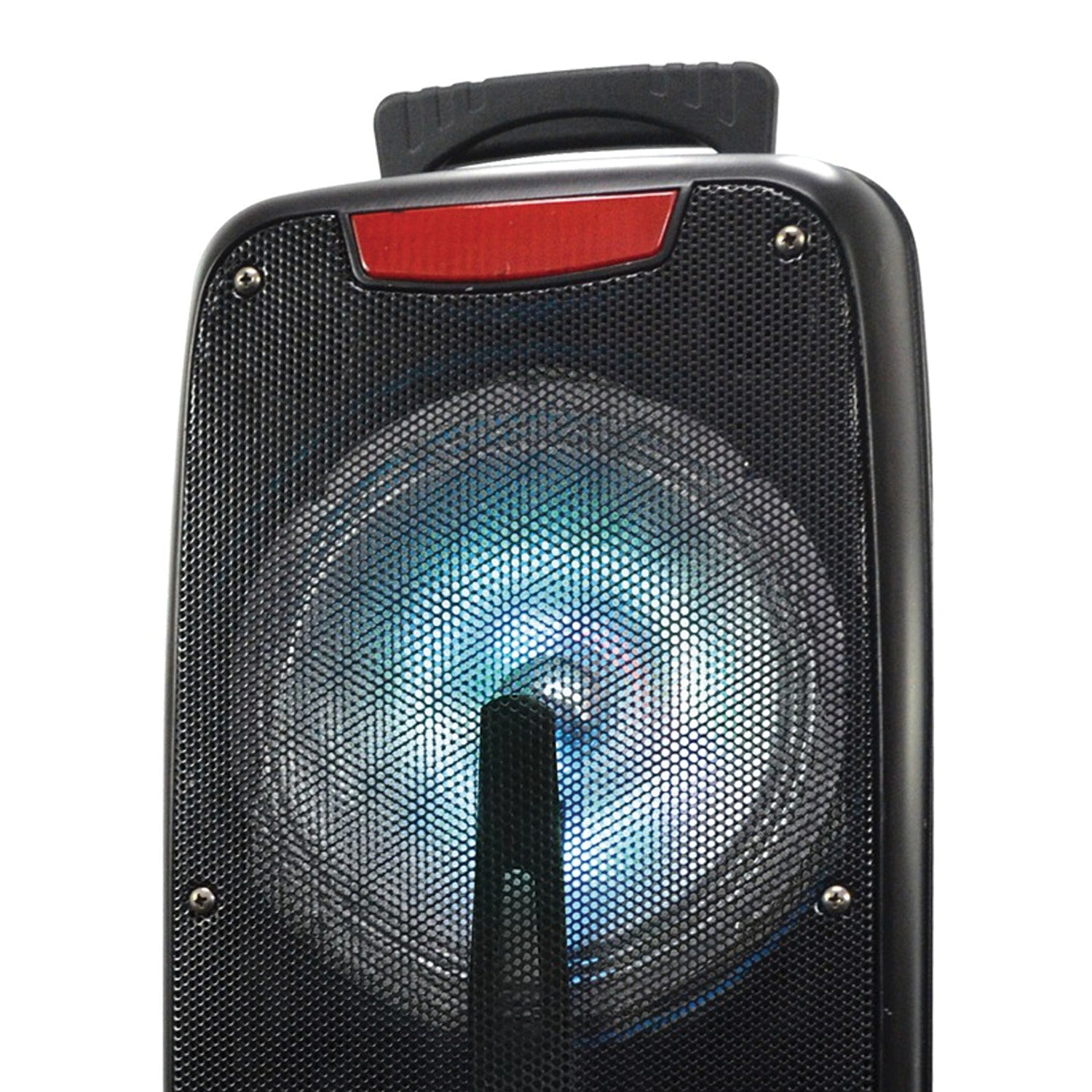 8-Inch TWS Portable Bluetooth® Dual Speaker