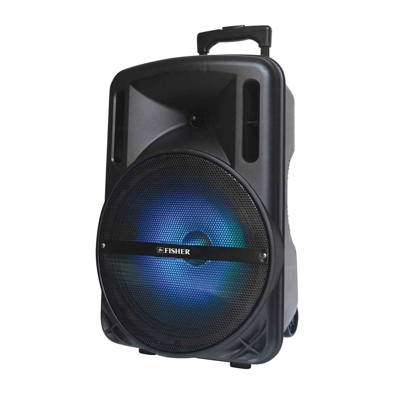 15-Inch Portable Power Bass Party Speaker