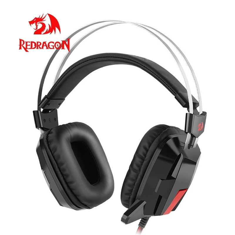 Redragon H201 Stereo Gaming Headphone