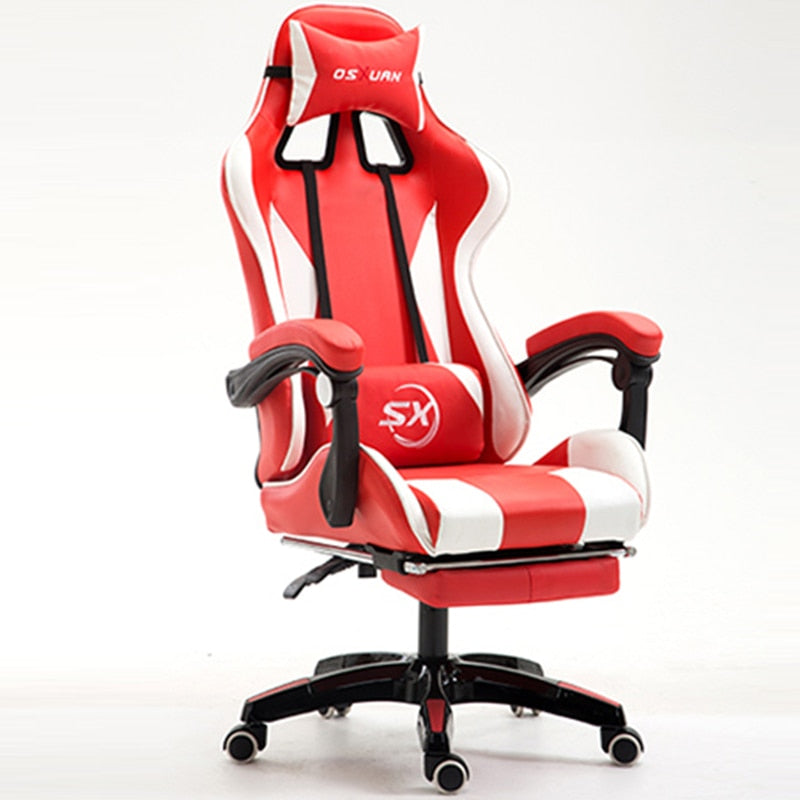 SX Soft Leather Gaming Chair