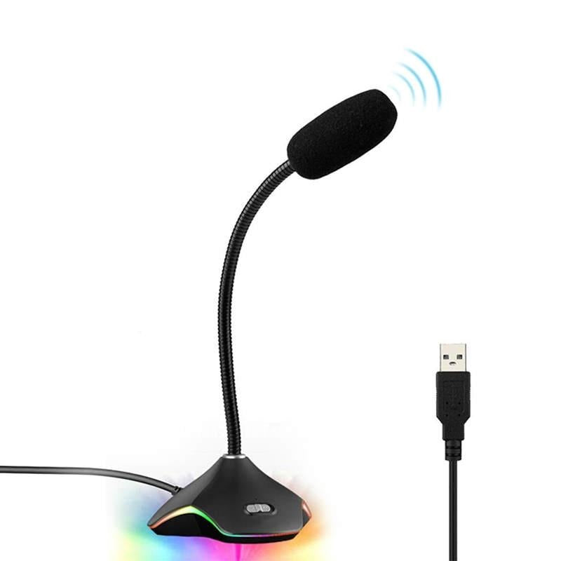 SOVAWIN Professional USB Gaming Microphone
