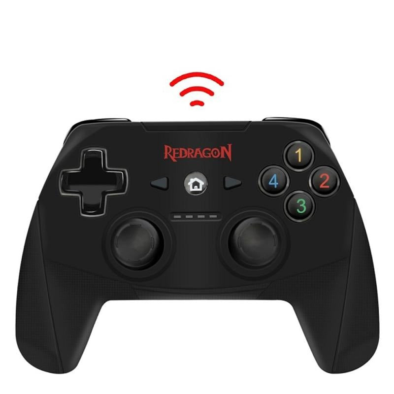 Redragon HARROW G808 Wireless 10 button Gamepad