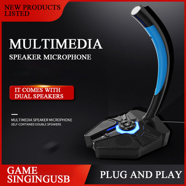 Studio Speech Gaming Microphone