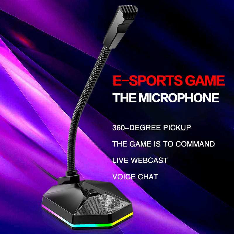 E-Sports Gaming Microphone