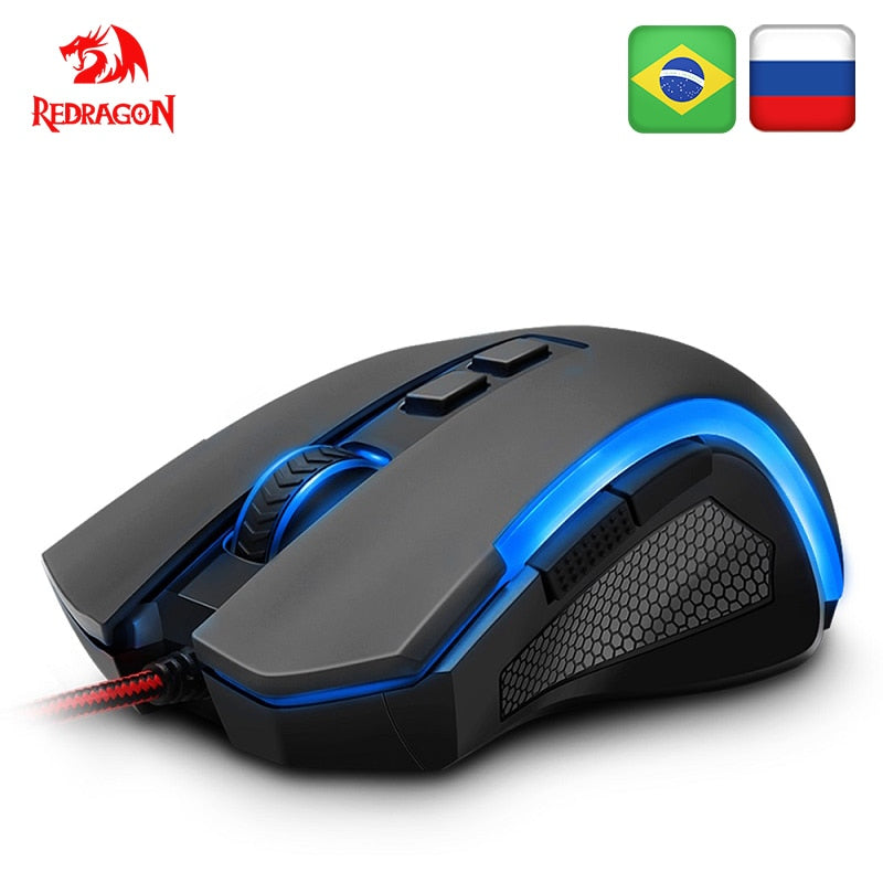 Redragon Griffin M607 Wired Gaming Mouse