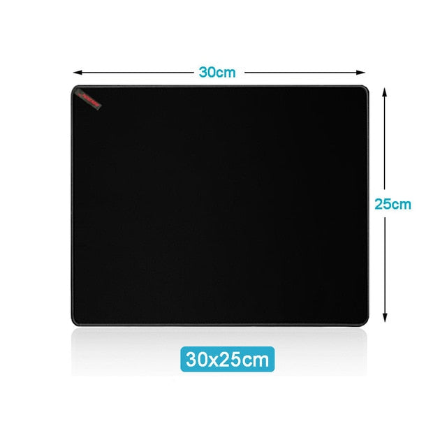 Rakoon Large Size Black Gaming Mouse Pad