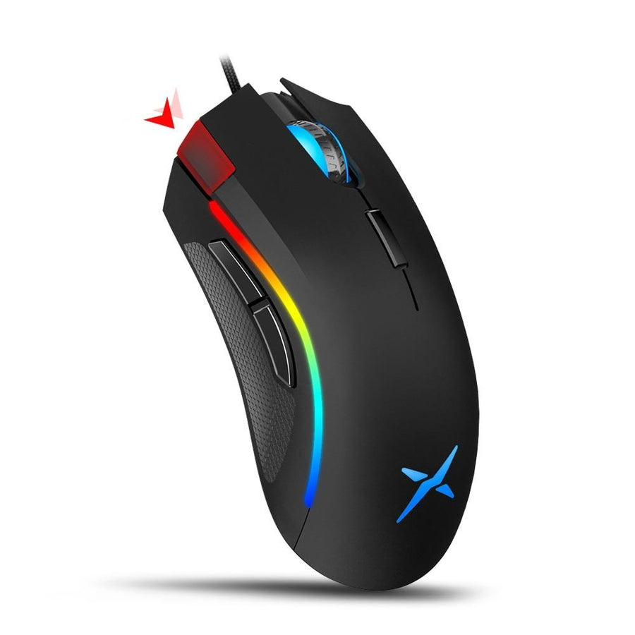 Delux M625 RGB Backlight Gaming Mouse