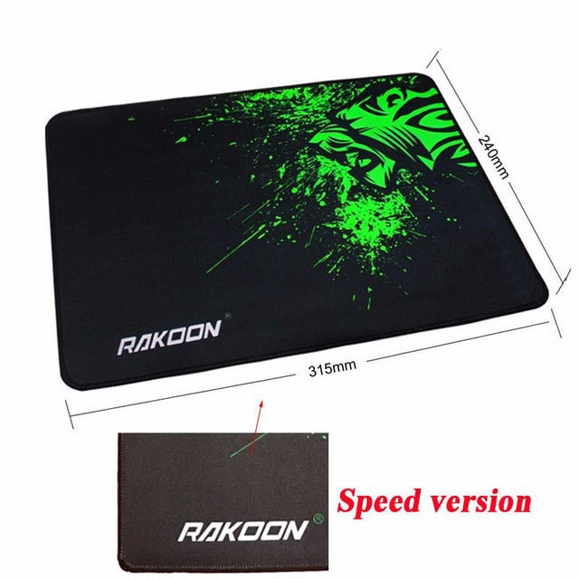 Rakoon Extra Large Tiger Gaming Mouse Pad