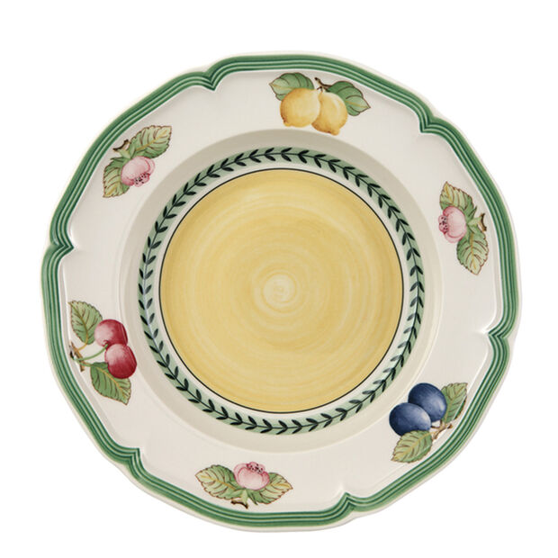 French Garden Fleurence - Soup Bowl