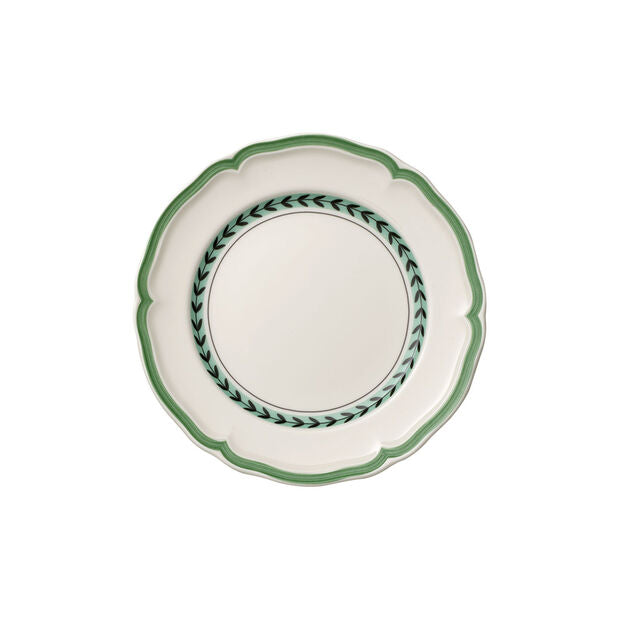 French Garden Green Line - Salad Plate