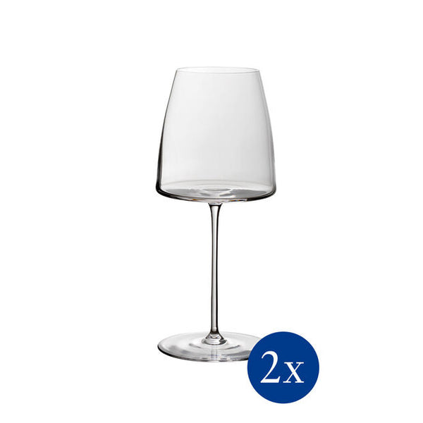 Metro Chic - White wine goblet S/2