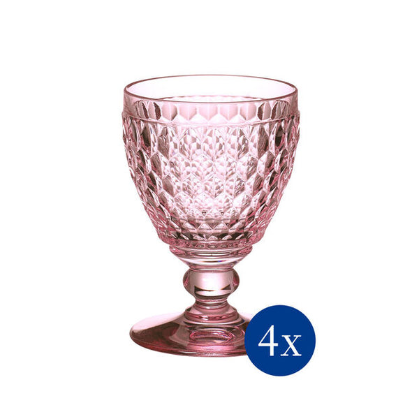 Boston Colored - Claret Rose - Set 4