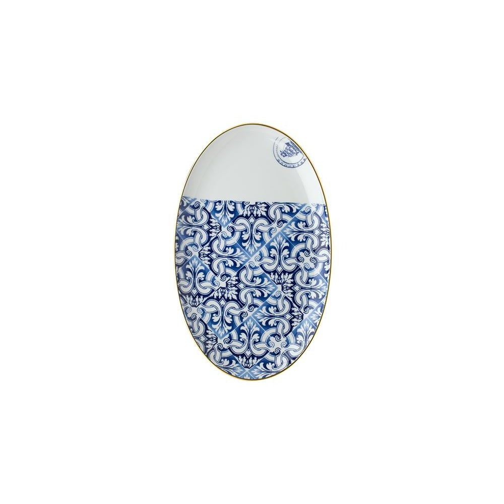 Transatlantic - medium oval platter