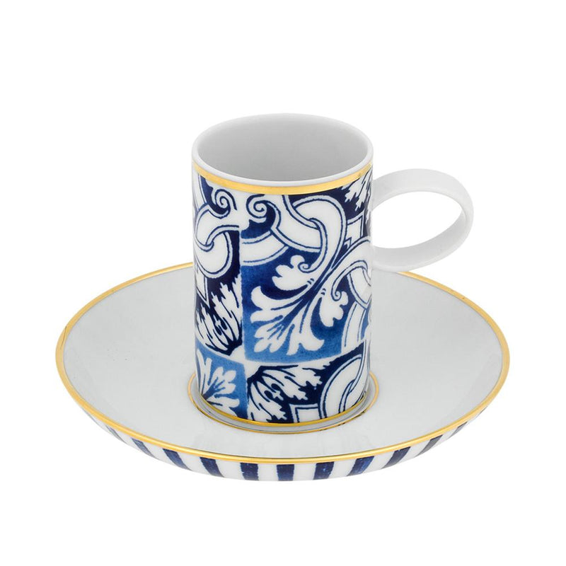 Transatlantic - coffee cup and saucer