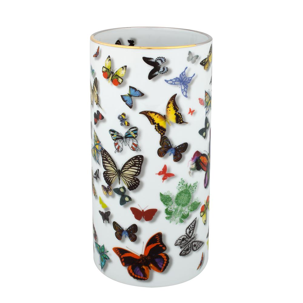 Butterfly Parade - Vase (Gift Box)