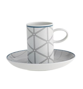 Orquestra - Coffee Cup And Saucer Blue
