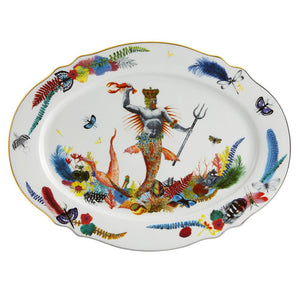 Caribe - medium oval platter