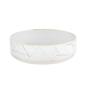 Carrara - salad bowl