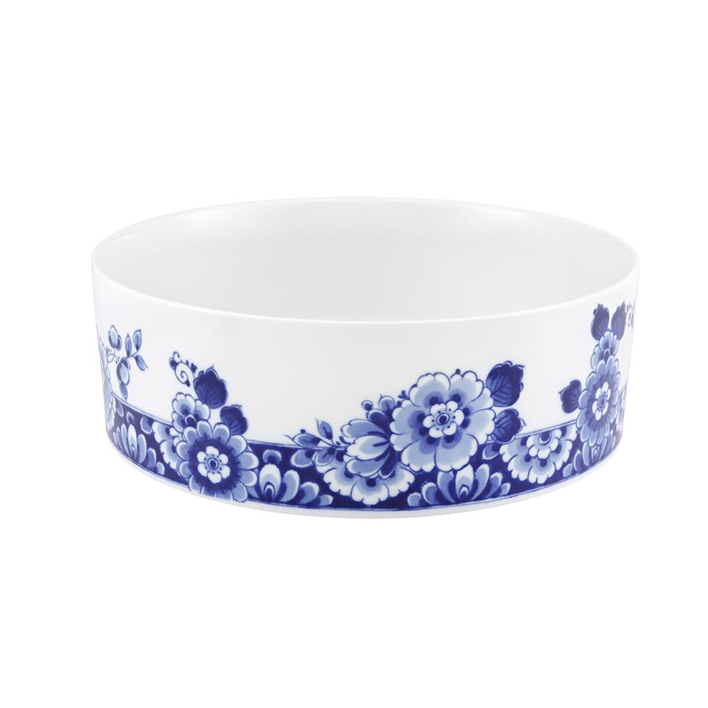 Blue ming - large salad bowl