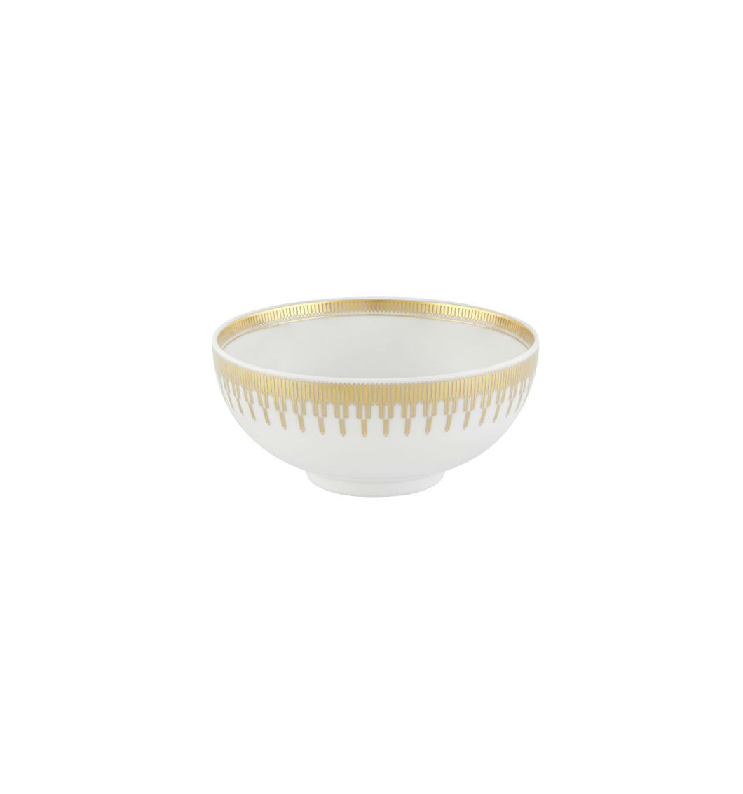 Gold Exotic - Soup Bowl
