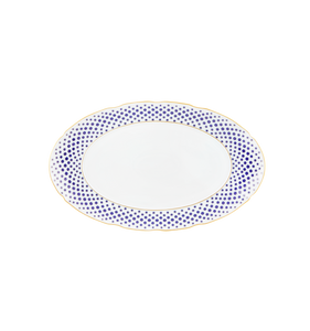 Constellation D'Or - Medium Oval Platter