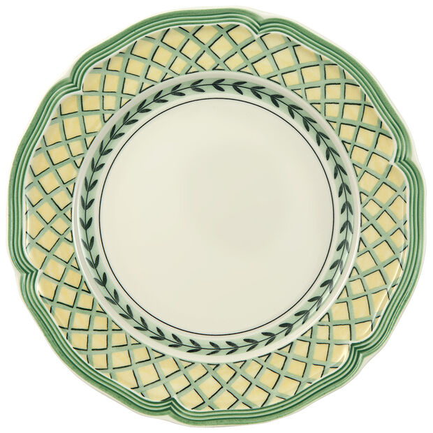 French Garden Orange - Salad Plate