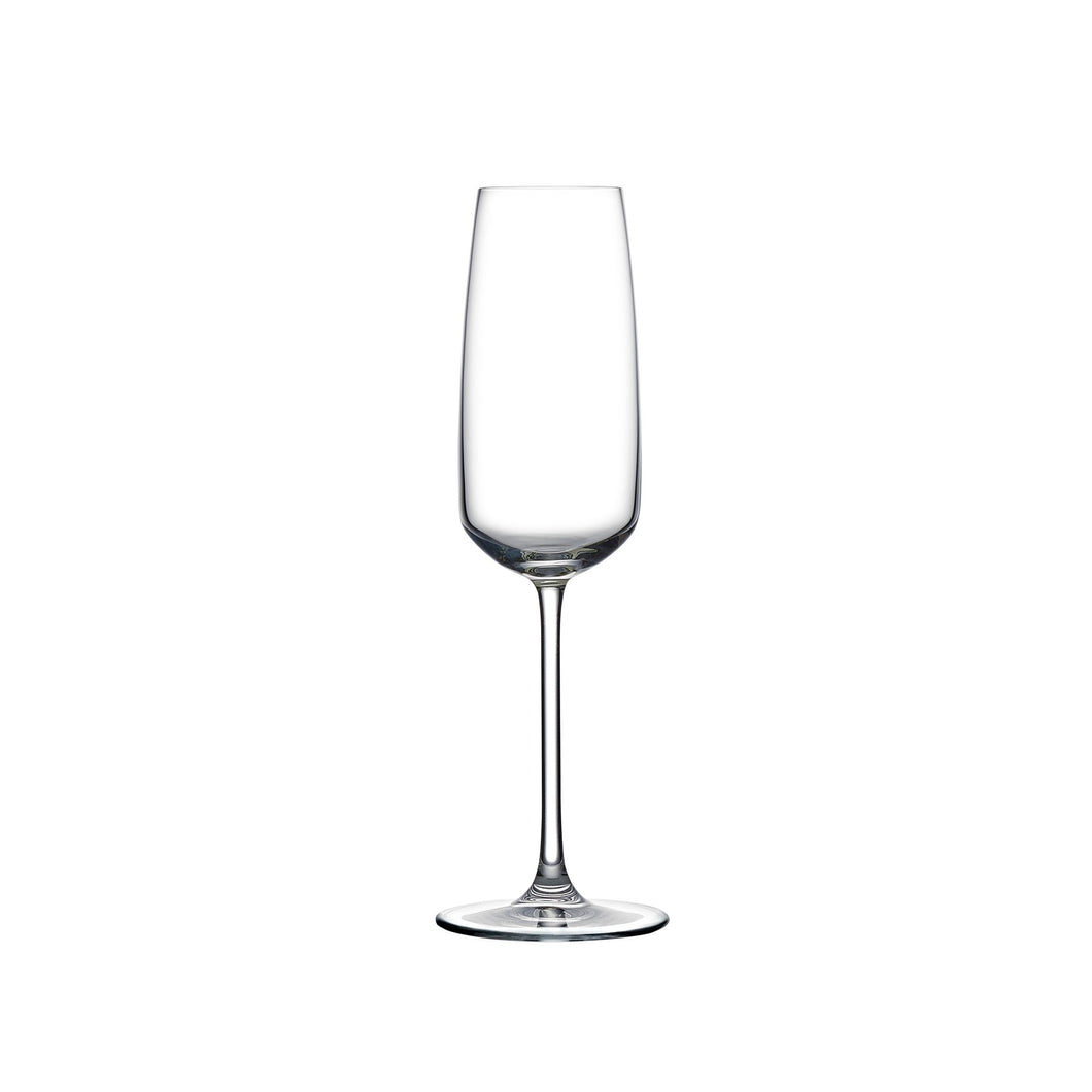 Mirage Set of 2 Champagne Glasses