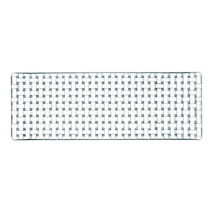 Bossa Nova Rectangular Tray Big