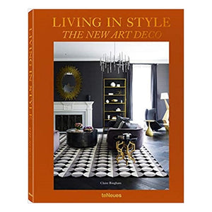 "Book ""Living in Style The New Art Deco"""
