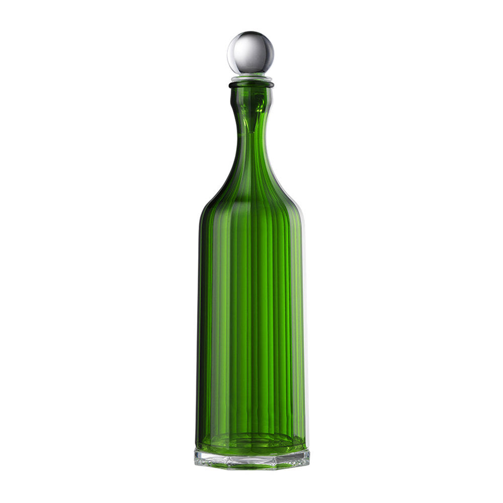 Bona Decanter with sealed stopper - Green