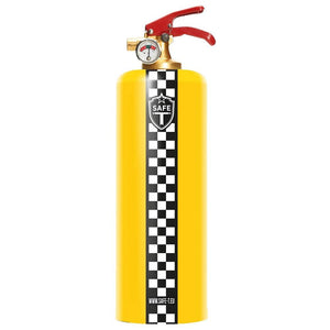 Taxi - Fire Extinguisher