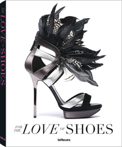 "Book ""For the Love of Shoes"""