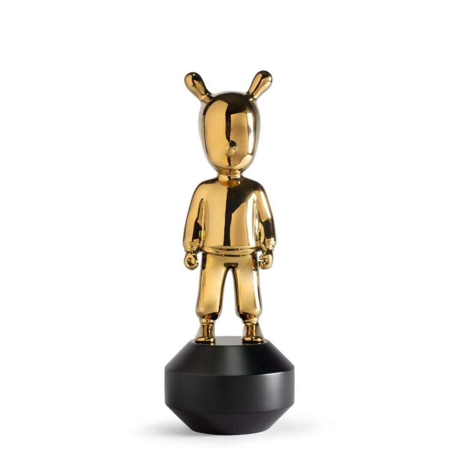 The Golden Guest Figurine - Small