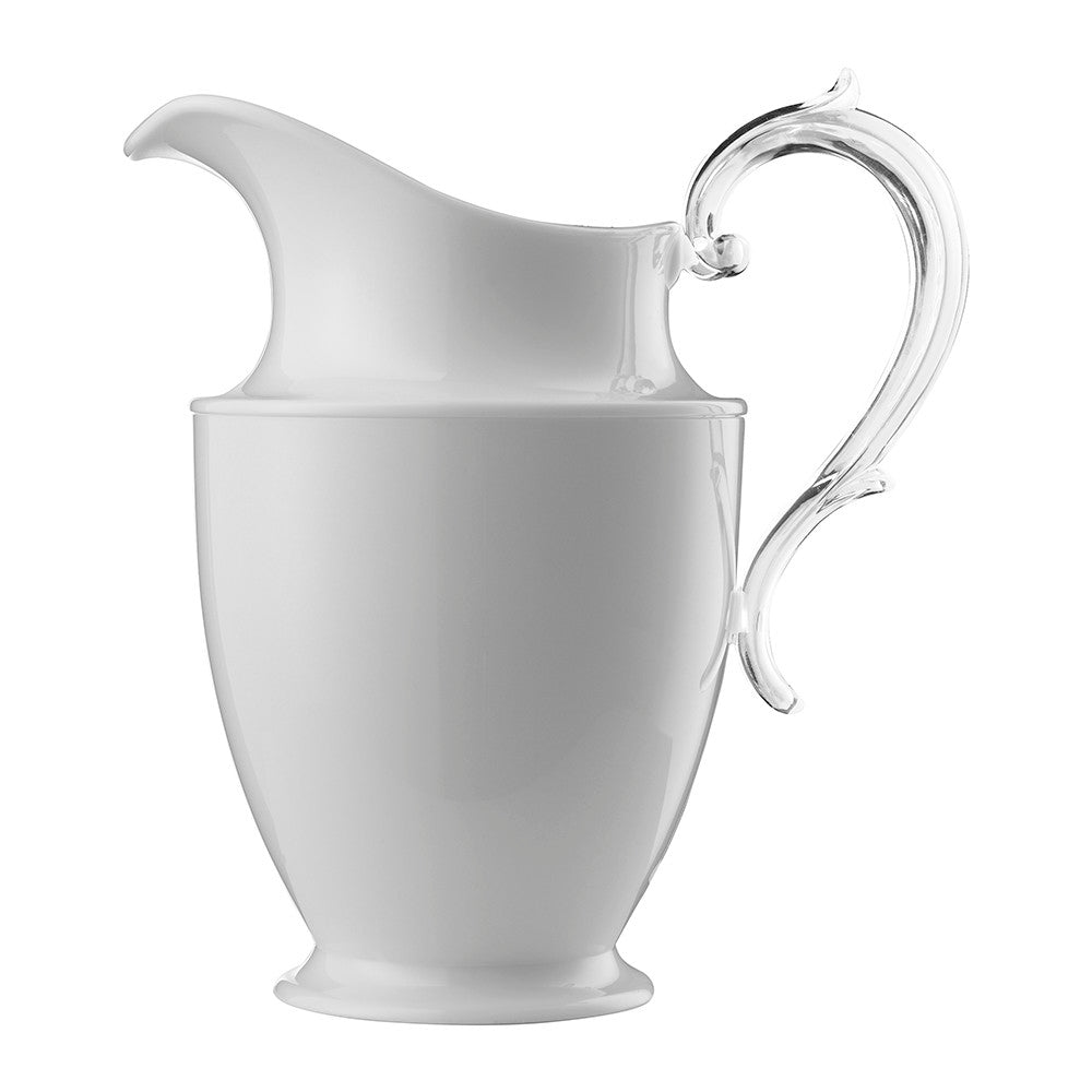 Federica Pitcher - White