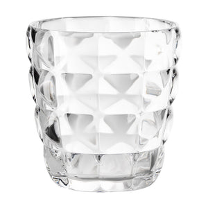 Diamante Tumbler - Clear  (Set of 6)