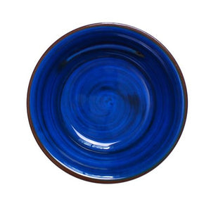 Aimone Soup Bowl - Blue
