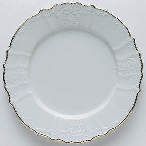 Simply Anna - Gold Dinner Plate